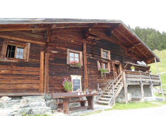 Berghut Saalbach