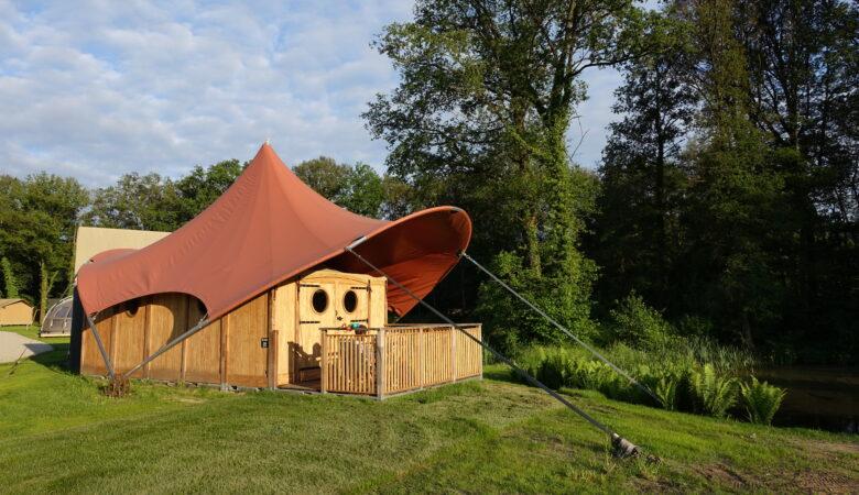 Dormer Cabin, Achterhoek