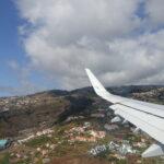 Landen op Madeira